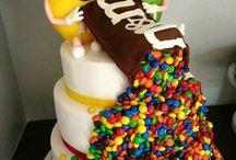 Lekker!!!! / Al die heerlijke taarten en cakes hmmmm zo lekker ik krijg er zin in om ze allemaal op te eten. Jullie ook?