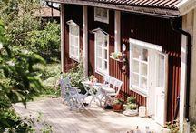 Sommarhus / Inredningstips för sommarhemmet