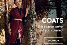 Autumn Trends / Get your ultimate trends and styles for autumn!