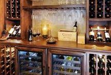Home Bar & Wine Cellar