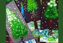 Christmas / Christmas in the classroom- art activities, thematic writing, crafts, gifts and ideas