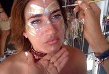 Tribal créative mua