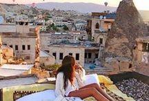 Reiseinspiration - Urlaubsziele / Travel Inspiration: Reisen, Reiseziele, Urlaub