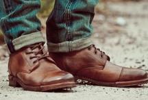 Men's Fashion / by Jekrispard Dichos