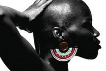 African Jewelry and Inspiration / Sharing African-Inspired Jewelry pieces