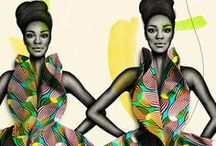 African-Inspired Fashions