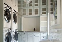 Laundry, Mud & Utility Rooms