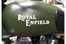 Royal Enfield / le splus belles photos de motos Royal Enfield