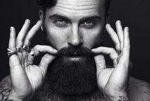 Barbe de hipster / Beard & hipsters
