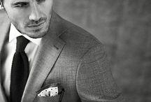 Costards tendances / Suit & tie