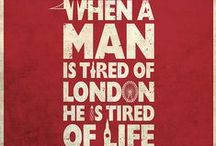 London Quotes  / Inspiring quotes and anecdotes from one of the greatest cities in the world