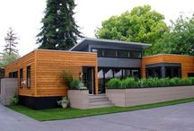 Shipping container houses / by Brian Lord Hallimond