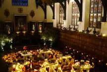 Wedding for 70 guests / Stunning wedding reception at Middle Temple for 70 guests