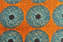 Nsu Bura / Board paying tribute to the Iconic African print with the geometric circles. http://akatasia.com/articles/fabric-files-uncovering-nsu-bura/