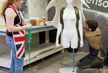 I SPY Design Master / a peek at where Design Master Sprays are used