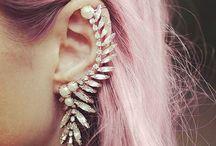Earrings, Studs & Cuffs