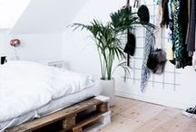 BEDROOM - DIY / Inspiration  and DIY Projects for the bedroom