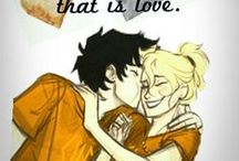 Percy Jackson & The Heroes of Olympus / How did I fall in love with fictional characters? / by Lisa Mey