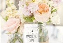 Wedding DIY and INSPO / Do it your self wedding Good ideas for weddings and summerparties