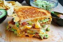Recipes: Grill Cheese.