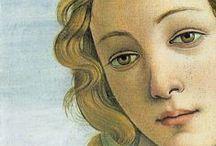 Venuše - Boticelli