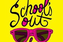 Summer Vacation for Teachers / Relax, Recharge, & (get) Ready for Next Year! Find ideas to help you have the best summer vacation ever.