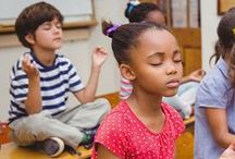Yoga in the Classroom / Try using yoga in your classroom this year. If you have other classroom yoga resources you love, please share them with us!