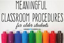 Intermediate Elementary Classroom (3rd Grade, 4th Grade, 5th Grade) / Third Grade, Fourth Grade, and Fifth Grade classroom ideas!