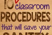 Classroom Management / Manage your classroom, build community, and foster student independence.
