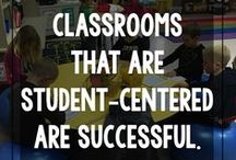 Flexible Seating in the Classroom / Give students options. Flexible seating can give students more ownership of their learning and learning environment.