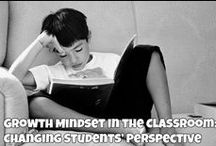 Growth Mindset / Help students develop a growth mindset and change their ideas about learning.