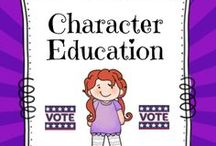 Character Education / This is your place to find resources on character education. Whether you focus on the 6 pillars of character education or follow your own campus's character ed plans, you can find resources that teachers and counselors will love. Don't see exactly what you're looking for? Make it in a snap on the TeacherSherpa editor!