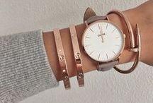 Acessórios / Relógios, pulseiras, brincos..