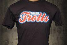 Decorah Trolls Awesome T-shirt