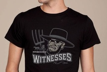 Intercourse Witnesses / Intercourse, PA is where the Academy Award winning movie Witness was filmed. What an awesome sports logo!