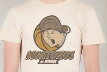 Montunos Del Interior Awesome T-shirt / Enjoy this Awesome Panamanian Basketball League logo cool t-shirt