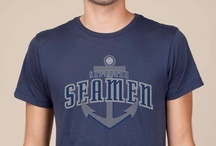 Savannah Seamen Awesome Sports Logos t-shirt / Ahoy! Savannah is this country's 4th largest seaport and this cool t-shirt represents!