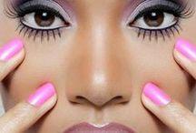 nails+lips+eyes