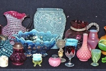 Things I Want (Mostly Collectables & Antiques) / I ♥ Depression glass / by ŋᎥŋᎯ