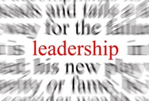 Life is.. about leadership / An online learning strategy is only going to work with strong leadership so here are some ideas to inspire leaders at all levels (curated by UniServity Life staff)