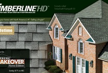 GAF Timberline HD / GAF Timberline Lifetime Shingles - Value and performance in a genuine wood-shake look. - A.B. Edward - North Shore, Illinois Cedar, Asphalt, Slate, Copper Roofing and Siding Experts. http://www.abedward.com | (847) 827-1605 / by A.B. Edward Enterprises, Inc.