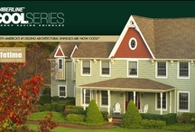 GAF Timberline Cool Series / Timberline Specialty Shingles - Go green! Reflects sunlight to help reduce attic heat build up and save energy. - A.B. Edward - North Shore, Illinois Cedar, Asphalt, Slate, Copper Roofing and Siding Experts. http://www.abedward.com | (847) 827-1605