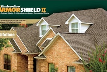 GAF Timberline ArmorShield II / Timberline Specialty Shingles - Class IV impact-resistant shingles. May even save on insurance in certain areas! - A.B. Edward - North Shore, Illinois Cedar, Asphalt, Slate, Copper Roofing and Siding Experts. http://www.abedward.com | (847) 827-1605 / by A.B. Edward Enterprises, Inc.