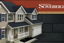 GAF Royal Sovereign / Three-Tab Shingles (Our Most Economical Shingles) - Royal Sovereign shingles combine a simple, timeless beauty with GAF's Advanced Protection technology — making it our most popular 3-tab shingle. - A.B. Edward - North Shore, Illinois Cedar, Asphalt, Slate, Copper Roofing and Siding Experts. http://www.abedward.com | (847) 827-1605