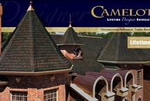 GAF Camelot / Ultra-Premium Designer Shingles - Uncompromising performance and timeless beauty at a fraction of the cost of expensive slate or wood shakes. - A.B. Edward - North Shore, Illinois Cedar, Asphalt, Slate, Copper Roofing and Siding Experts. http://www.abedward.com | (847) 827-1605 / by A.B. Edward Enterprises, Inc.