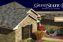 GAF Grand Slate II / Value Collection Designer Shingles - Grand Slate II Shingles offer the look of the original Grand Slate Shingles, but at an incredibly affordable price! - A.B. Edward - North Shore, Illinois Cedar, Asphalt, Slate, Copper Roofing and Siding Experts. http://www.abedward.com | (847) 827-1605 / by A.B. Edward Enterprises, Inc.