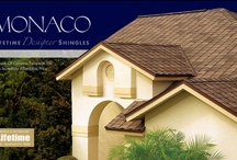 GAF Monaco / Value Collection Designer Shingles - An industry first! Thanks to our advanced shingle design, we're able to create the look of genuine European clay tile with up to 70% savings. - A.B. Edward - North Shore, Illinois Cedar, Asphalt, Slate, Copper Roofing and Siding Experts. http://www.abedward.com | (847) 827-1605 / by A.B. Edward Enterprises, Inc.