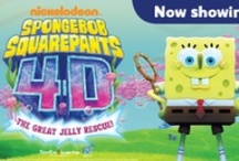 Spongebob Squarepants Movie Premiere / CMA Video filmed at the premiere of the Spongebob Squarepants 4D movie with a selection of invited guests, competition winners, charities and VIPs
