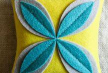 Everyday Felt & Yarn Crafts / Felt, Yarn, Patterns & Tutorials