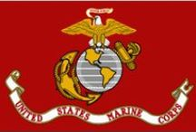 United States MARINE CORPS!!  1, 2, 3, 4 - I LOVE MARINE CORPS!!! / When Almighty God sent in the angels to kick Adam and Eve out of the Garden of Eden, to smote the firstborn Egyptian males on Passover, AND to DESTROY the WICKED cities of Sodom and Gommorah, He sent in the UNITED STATES MARINES to do the job!!!! / by Stephanie Lauren Bounds